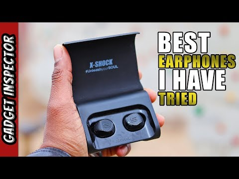 Soul X-SHOCK True Wireless Earphones Review   The Best I Have Tried - UCMFvn0Rcm5H7B2SGnt5biQw