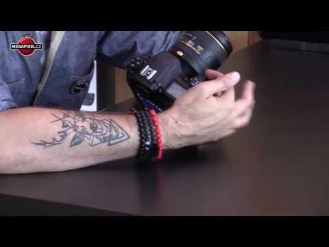 Videorecenze Nikon D500 tělo