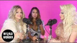 Real Housewives' Katie Rost: ASMR Queens 104