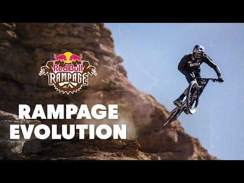 Red Bull Rampage 2015: The Evolution of Freeride MTB |  Highlights - UCblfuW_4rakIf2h6aqANefA
