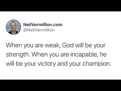 My Heart And My Life - Daily Prophetic Word