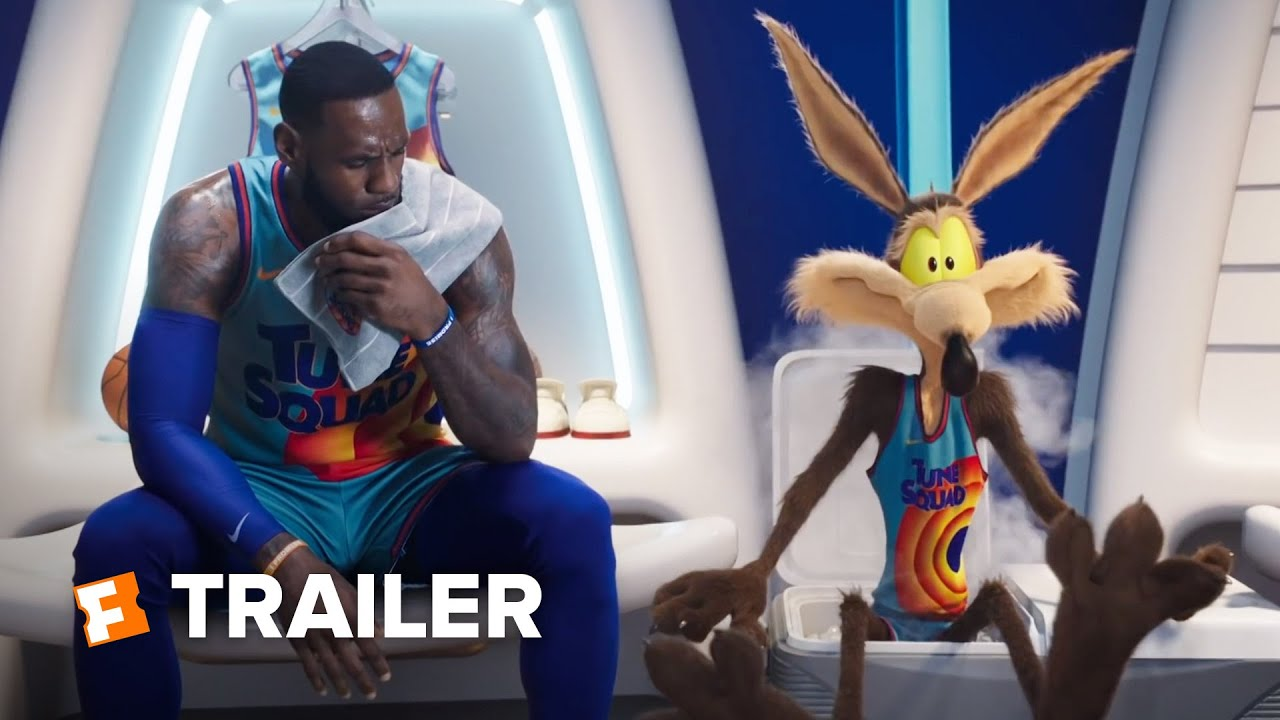 Space Jam: A New Legacy Trailer #2   Movieclips Trailers