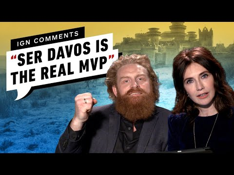 Game of Thrones' Cast Respond to IGN Comments - UCKy1dAqELo0zrOtPkf0eTMw