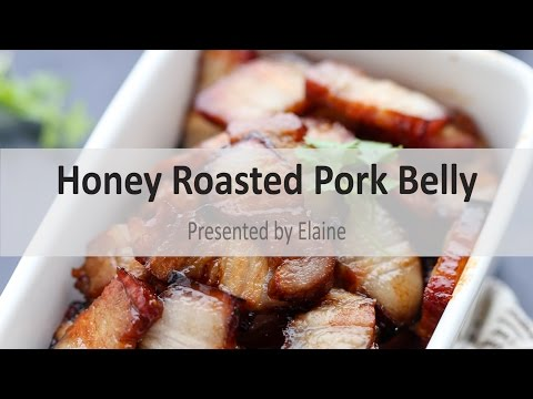 Honey Roasted Pork Belly 蜜汁五花肉 - UCly-uUXFCjZ0fiO3or_jnQQ