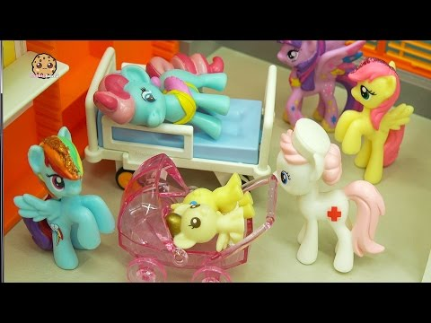 Twin Foals & Crystal Surprise Babies At Hospital with My Little Pony - UCelMeixAOTs2OQAAi9wU8-g