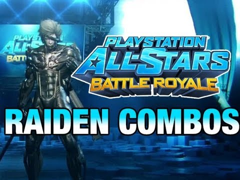 Raiden Basics Combos & Trials: Playstation All Stars Battle Royale - UCOgaIuQYGr6ow_jbote4BKA