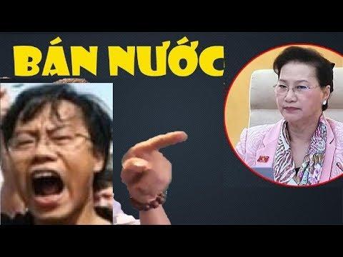 Nguyễn Thị Kim Ngân có thể bị lịch sử khép vào tội bán nước !