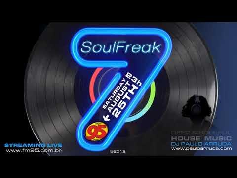 Repost: SoulFreak7 • Paulo Arruda Live at Radio 95 FM - UCXhs8Cw2wAN-4iJJ2urDjsg