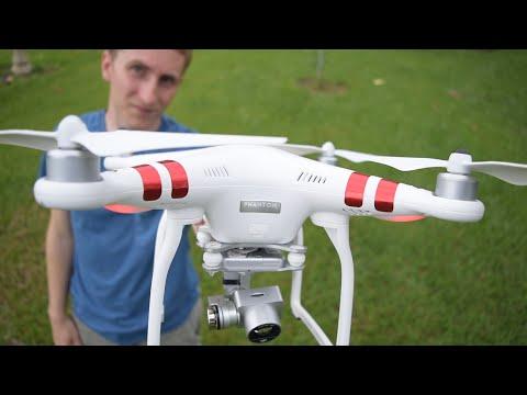 Best Drone for Beginners ?   DJI Phantom 3 Standard