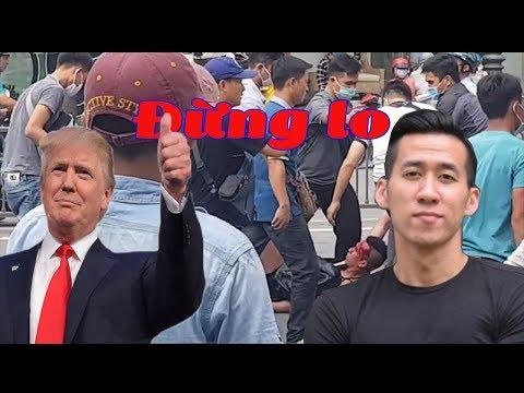 Tổng thống Mỹ Donal Trump ra tối hậu thư vụ  Will/Nguyễn, BT Trọng lo xoắn quẩy