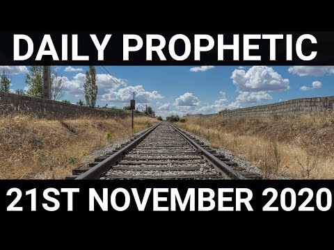 Daily Prophetic 21 November 2020 3 of 6