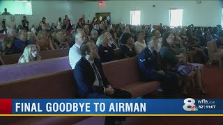 Airman missing since 1952 finally laid to rest