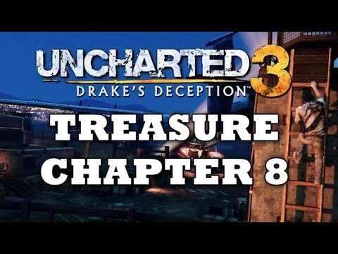 Uncharted 3 Treasure Locations: Chapter 8 [HD] - UCKy1dAqELo0zrOtPkf0eTMw