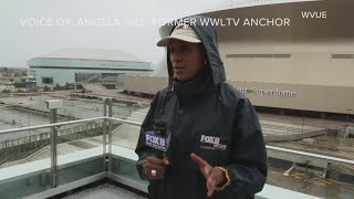 'Nancy had it all:' Angela Hill honors WVUE Anchor Nancy Parker