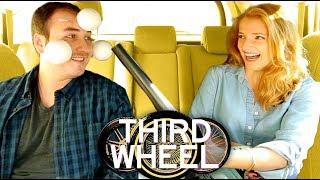 Blown Away by my Date?! | THIRD WHEEL W/ LAUREN ELIZABETH & HUNTER MARCH