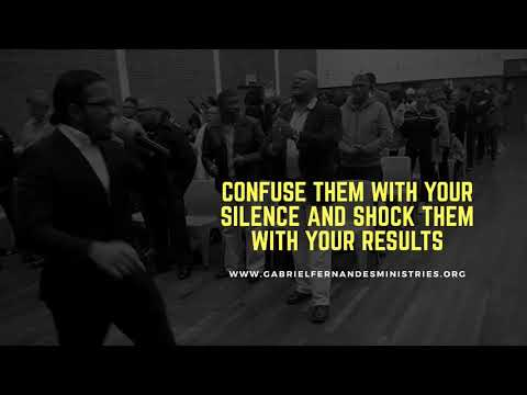 CONFUSE THEM WITH YOUR SILENCE AND SHOCK THEM WITH YOUR RESULTS, Daily Promise and Powerful Prayer