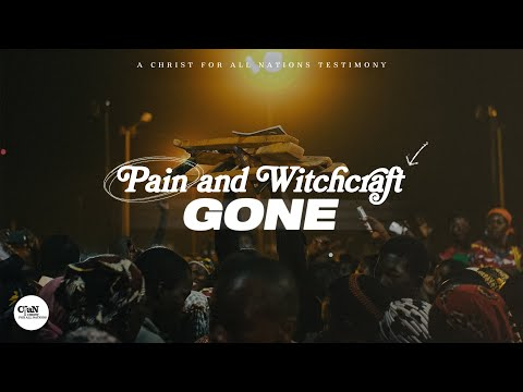 Pain and Witchcraft Gone  Matthews Story