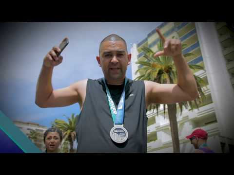 Big 5 Sporting Goods ~ Win an entry into the Skechers Performance LA Marathon Giveaway Image