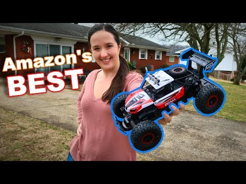 Best Rated Top Selling RC Car On Amazon - SPESXFUN Toy RC Car - TheRcSaylors - UCYWhRC3xtD_acDIZdr53huA