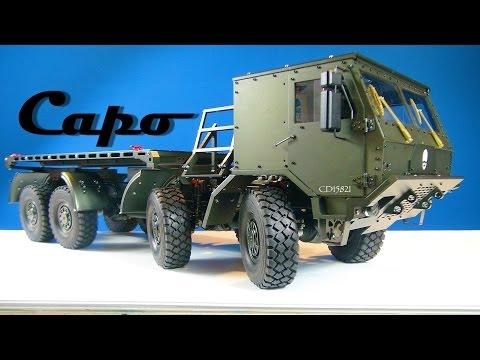 RC ADVENTURES - Full Metal Jacket - CAPO CD 15821 8x8 Extreme Off Road Military Truck - BV6 - UCxcjVHL-2o3D6Q9esu05a1Q