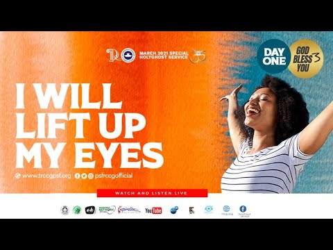 RCCG SPECIAL HOLY GHOST SERVICE 2021 - DAY 1  PSF HOUR