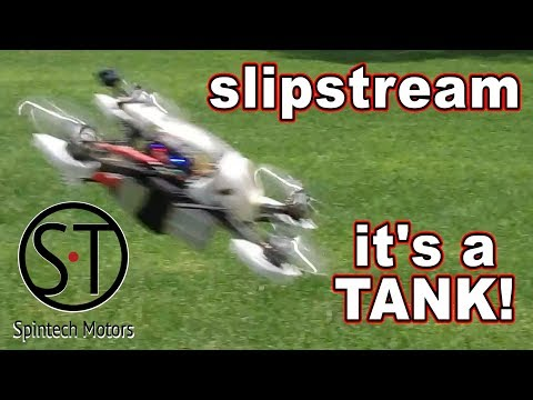 The TANK Micro Racing Frame // Spintech Slipstream  - UCnJyFn_66GMfAbz1AW9MqbQ