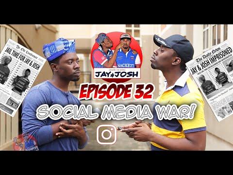 Jay & Josh Episode 32 Social Media War  Joshua Mike-Bamiloye