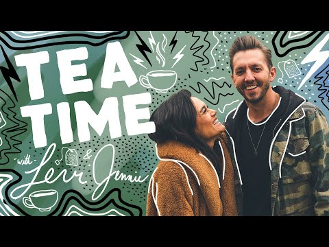 Tea Time With Tauren Wells and Craig and Amy Groeschel