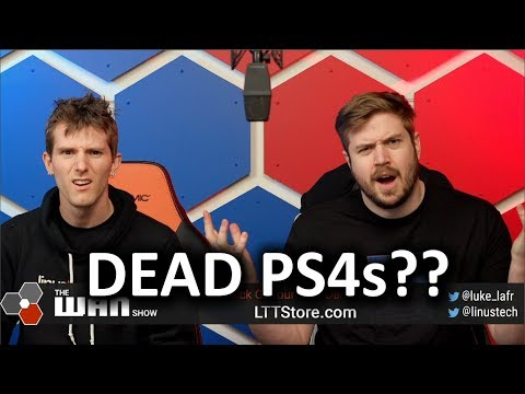EA Bricks Playstation 4s??  - WAN Show Mar 8, 2019 - UCXuqSBlHAE6Xw-yeJA0Tunw