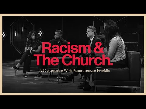 Racism And The Church   A Conversation With Pastor Jentezen Franklin