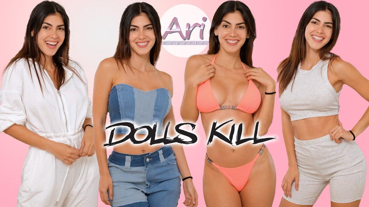 DOLLS KILL Try On Haul