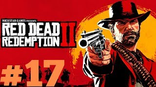 SNEAKING AROUND LIKE I'MMA NINJA [RED DEAD REDEMPTION 2 PART 17]