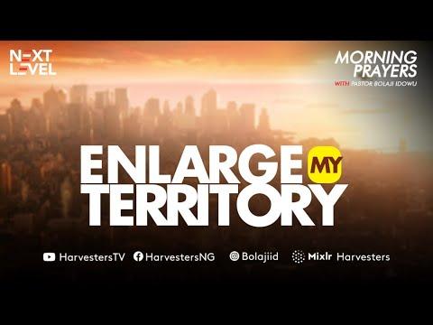Enlarge My Territory  Pst Bolaji Idowu  4th May 2021