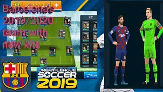 How to download Barcelona's 2019/2020 team and kits with unlimited coins