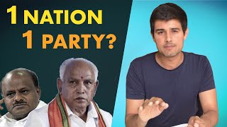 Karnataka Crisis: One Nation One Party?   Analysis by Dhruv Rathee