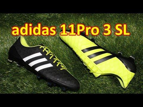 Adidas 11Pro 3 SL (2015) - Review + On Feet - UCUU3lMXc6iDrQw4eZen8COQ