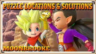 Dragon Quest Builders 2 All Puzzles Mini Medal Locations and Solutions (Moonbrooke)