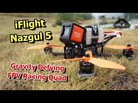 iFlight Nazgul 5 6S FPV Racing Drone SucceX-E F4 Caddx Ratel Cam - UCsFctXdFnbeoKpLefdEloEQ
