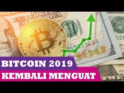 Perkembangan Bitcoin 2019 , Apakah Akan Bangkit Lagi ??