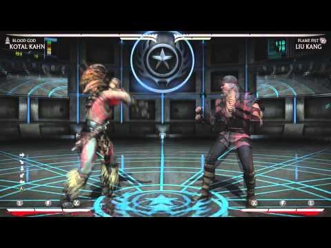 Mortal Kombat X: Kotal Kahn Character Breakdown - UCVsmYrE8-v3VS7XWg3cXp9g