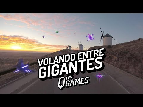 FPV QGames - Volando entre gigantes - Racing drone and Freestyle Drones - UC0BjVsgmC81RPQ-QFsy8X_Q