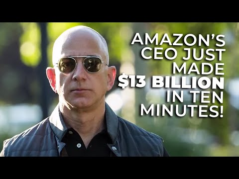 Does God Want Jeff Bezos to Give His Money Away?