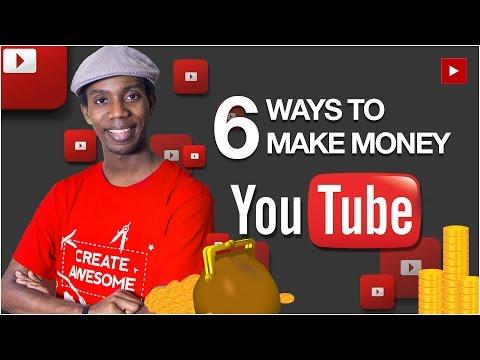 6 Ways to Make Money On YouTube - UCovtFObhY9NypXcyHxAS7-Q