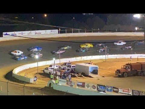 6/5/2021 FWD Main Volunteer Speedway - dirt track racing video image