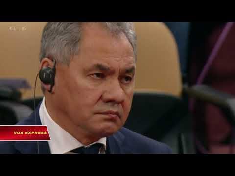 Nga: Phải trừng phạt phe chủ chiến ở Syria (VOA)