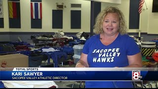 Sacopee Valley holding uniform sale