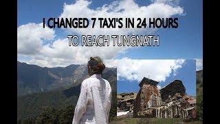 WORLD'S HIGHEST SHIVA TEMPLE | CHOPTA, TUNGNATH | UTTRAKHAND