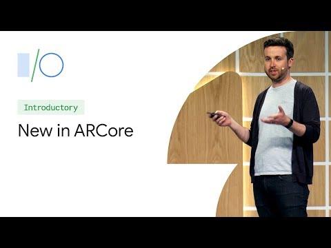 What's New in ARCore (Google I/O'19) - UC_x5XG1OV2P6uZZ5FSM9Ttw