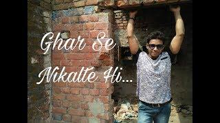 Ghar Se Nikalte Hi | Cover By | Sandeep Singh - sandeepsingh123 , Metal