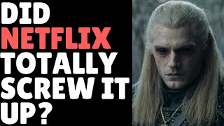 The Witcher   Official Teaser   Netflix I Reaction! It's Much Better Than Expected